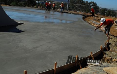 Застынет бетон раствор цементный м75 м3